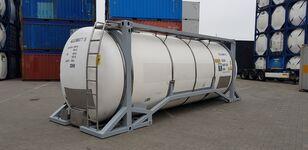 20 pėdų tank konteineris KLAESER Танк-контейнер 20 футовый 26 м. куб