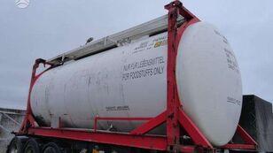 20 pėdų tank konteineris VAN HOOL NUOMA PARDAVIMAS, tanker